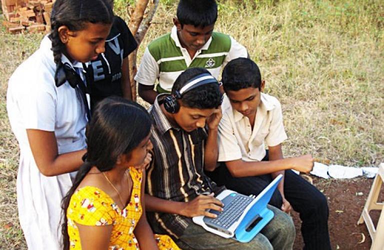 Rural Development Through e-Learning