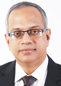 Anand Sudarshan, Managing Director & CEO, Manipal Education Services