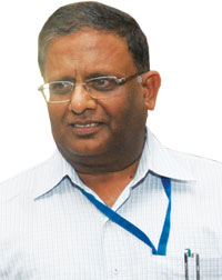 J S Saharia, Additional Chief Secretary, Department of School Education, Government of Maharashtra