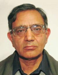 Prof S K Sopory, Vice Chancellor, Jawaharlal Nehru University