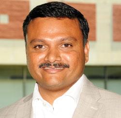 Rajendra CM, Managing Director, Asia Pacific & EMEA, Talisma