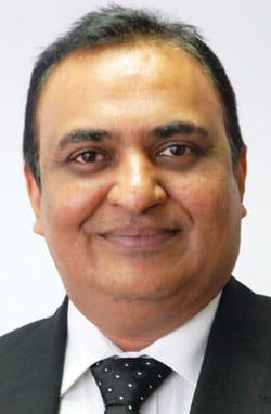 Vinod P John, Senior Director (Sales), Ellucian