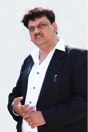 Dr Haresh Tank