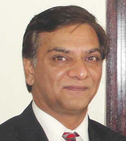 Pranab K Bose