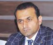 HE Shaida Mohammad Abdali