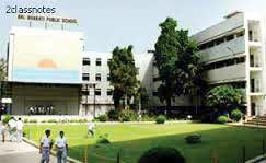 Bal Bharti Public School, Gangaram