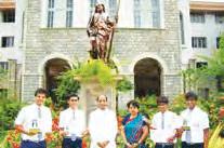St Joseph's Boys High School,Bangalore