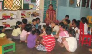 The School KFI, Adyar