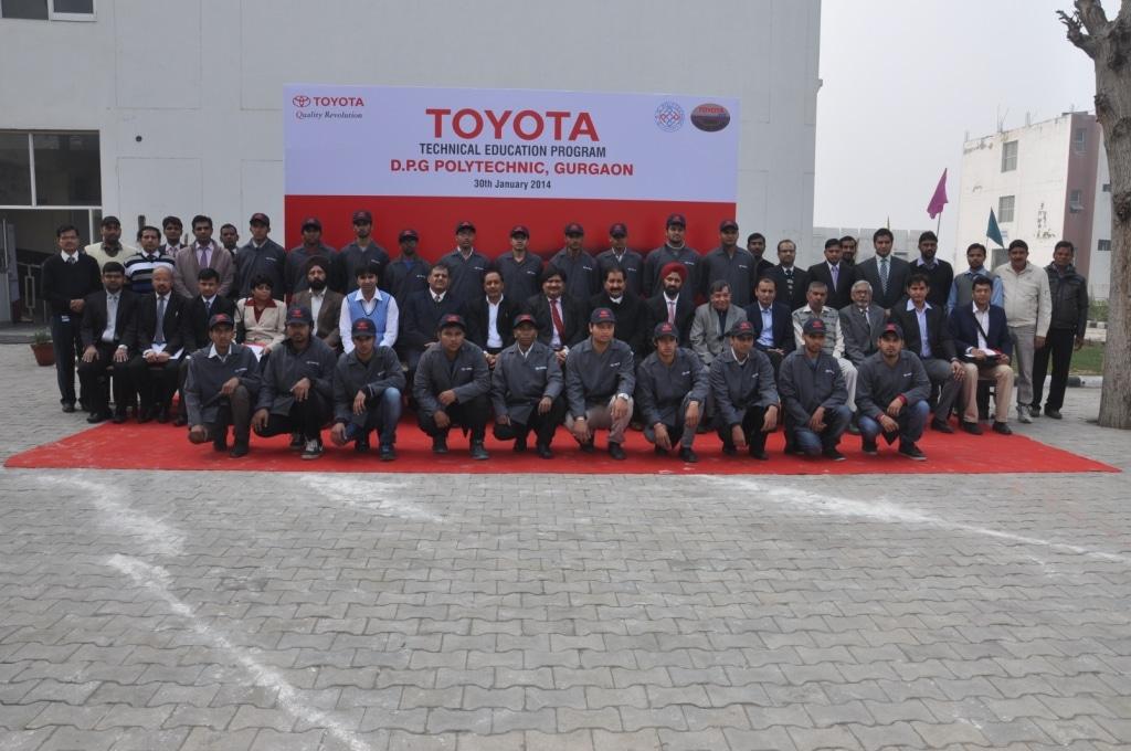 Toyota launches Service Advisor Toyota Technical Education