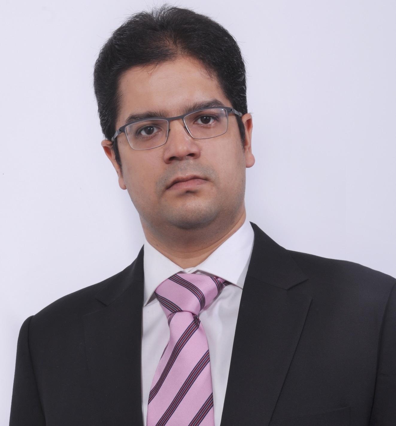 Rishabh Sethi-COO-SPML Infra Ltd