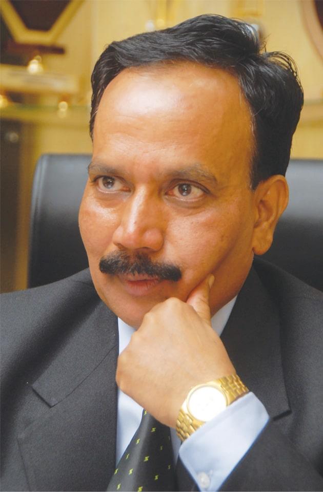 Dr A K Srivastava, Director, NDRI