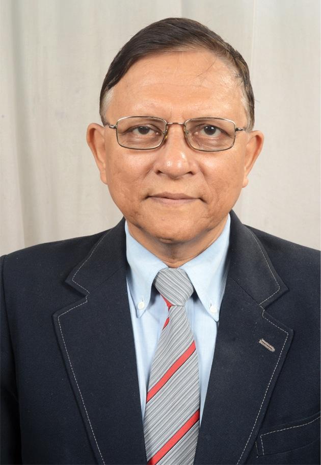 P P Mathur, Vice Chancellor, KIIT University