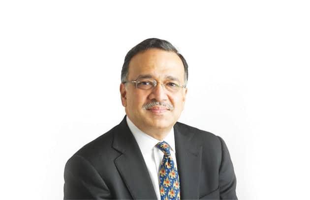 Dr Pramath Raj Sinha, Founder and Trustee, Ashoka University