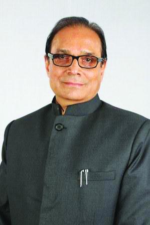 Rajendra Kumar Pandey, President, NIIT University