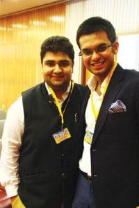 Adarsh Khandelwal & Rohan Ganeriwala, Collegify