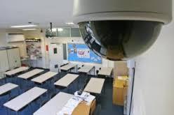 CCTV in classroom