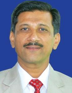 Dr J B Dafedar, Principal, OrchidCollege of Engineering & Technology