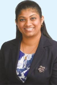 Dr Lissy Vadakel, Director, MDIS School of Health & Life Sciences