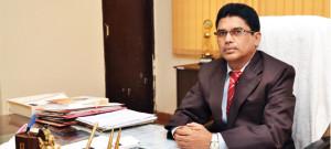 Dr RP Dubey, Pro Vice Chancellor, DR CV Raman University