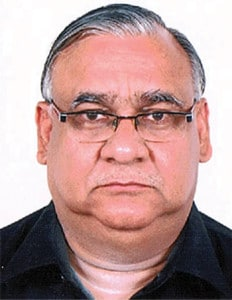 Dr TD Sharma,Director-cum-Principal, SwamiParmanand College of Engineering &Technology