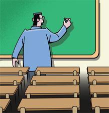 reengage adhoc teachers