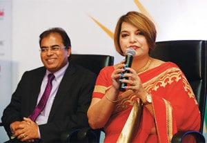 Vandana Lulla & Arun K Khetan