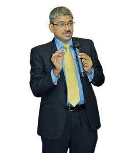 Nagendran Sundarajan,  Executive Vice President,  MeriTrac Services