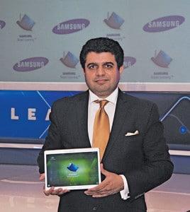 Tarun Malik, Director, Media Solutions Center – South West Asia, Samsung Electronics
