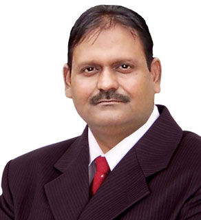 Manoj Gupta,  MD & CEO, Fortune Marketing Private Limited