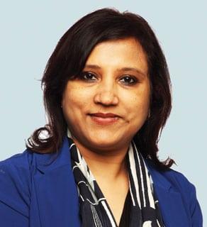 Arpita Seksaria CEO,  Helen O'Grady International
