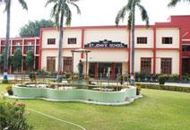 St. Johns School, Varanasi
