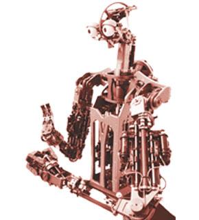 Robots-machine