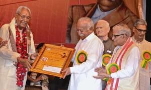 Rashtriya Swayamsevak Sangh (RSS) ideologue and activist Dinanath Batra