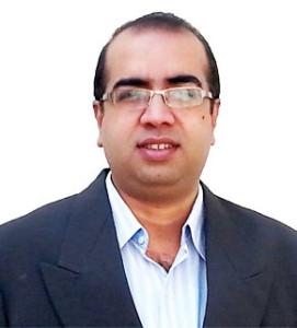 Prithvijit Roy CEO, BRIDGEi2i