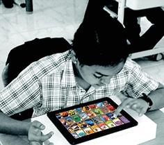 echnology to deliver digital learning
