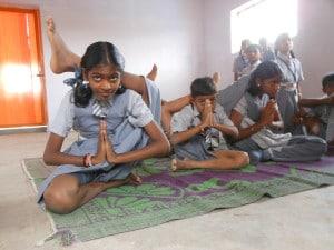 yoga in Karnataka
