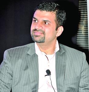 Vikrant Khorana, Senior Vice President, PayUmoney