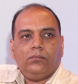 RP Sisodia, Secretary to Government of Andhra Pradesh