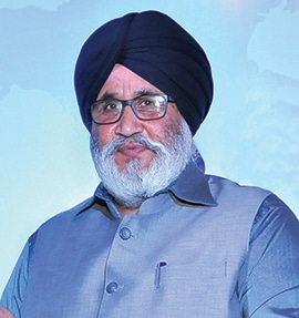 DR DALJIT SINGH CHEEMA,Hon'ble Minister, Department of School Education,Government of Punjab