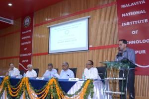 Dignitaries at NIT Meet held at Jaipur