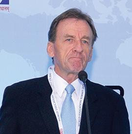Prof Allan Rock, President, University of Ottawa,