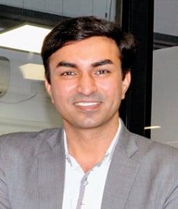 Dr Ashvini Jakhar, Founder, Prozo