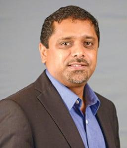 Sajan Paul, Director, Systems Engineering - India & SAARC, Juniper Networks