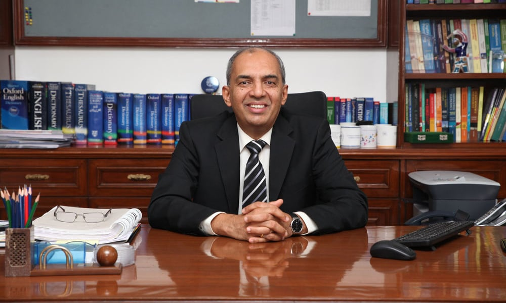 Sivaramakrishnan V, Managing Director, Oxford University Press