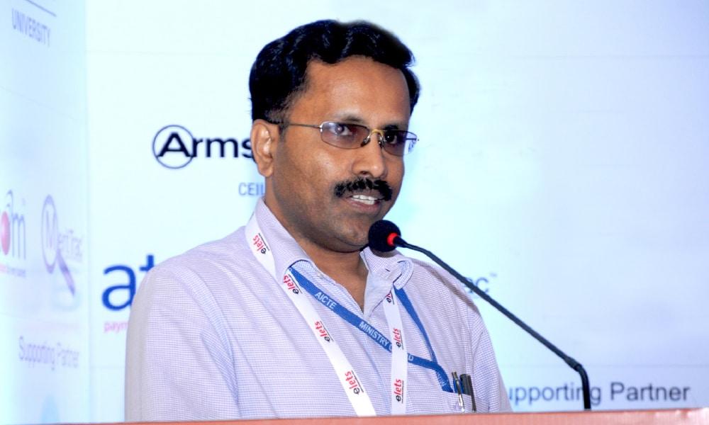 Dr NH Siddalinga Swamy
