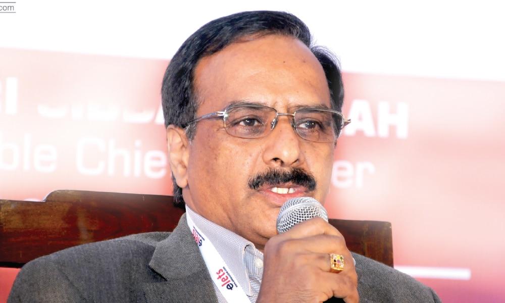 Dr TV Govindaraju, Principal Director, KS Institute of Technology