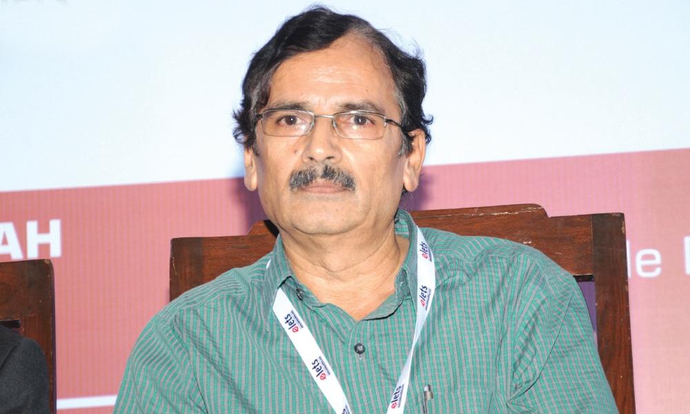 Prof BC Prabhakar, Director IQAC, Bangalore University