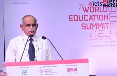 Prof A K Singh, Vice Chancellor, Rajmata Vijayaraje Scindia Krishi Vishwa Vidyalaya