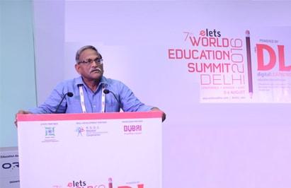 Dr R C Srivastava, Vice Chancellor, Rajendra Agriculture University