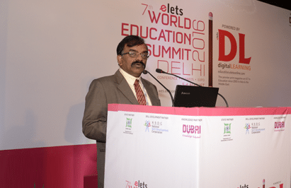 Dr. R. Karpaga Kumaravel, Professor and Head, Department of Education, Central University of Tamil Nadu